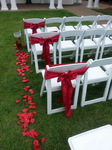 Red and White ceremony